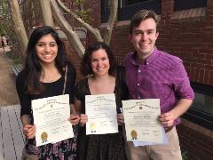 Hamilton College Inductees
