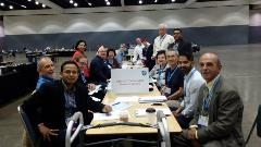 2017_Intel_ISEF_judges_ at_table