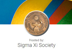 Hosted by Sigma Xi