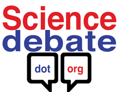 ScienceDebate.org logo