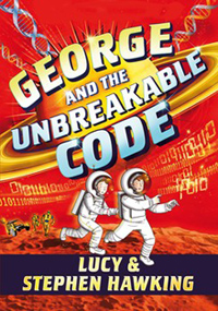 George and the Unbreakable Code cover
