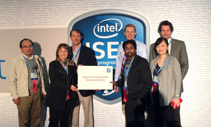 Intel ISEF judges