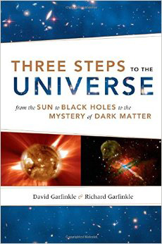 Cover of Three Steps to the Universe