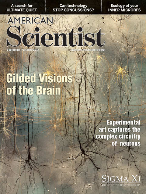 American Scientist September-October 2014 cover