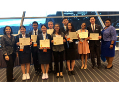 Intel ISEF 2018 Sigma Xi Award Winners