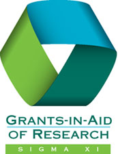 Grants-in-Aid of Research Logo