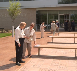 GrandOpening2003-DonorRecognition