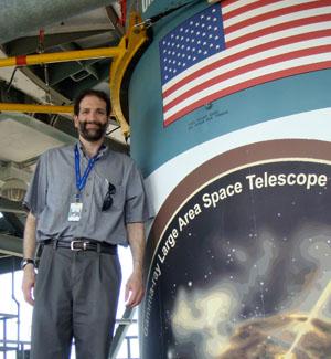 SteveRitz,FermiGammaLabSpaceTelescope_300x325