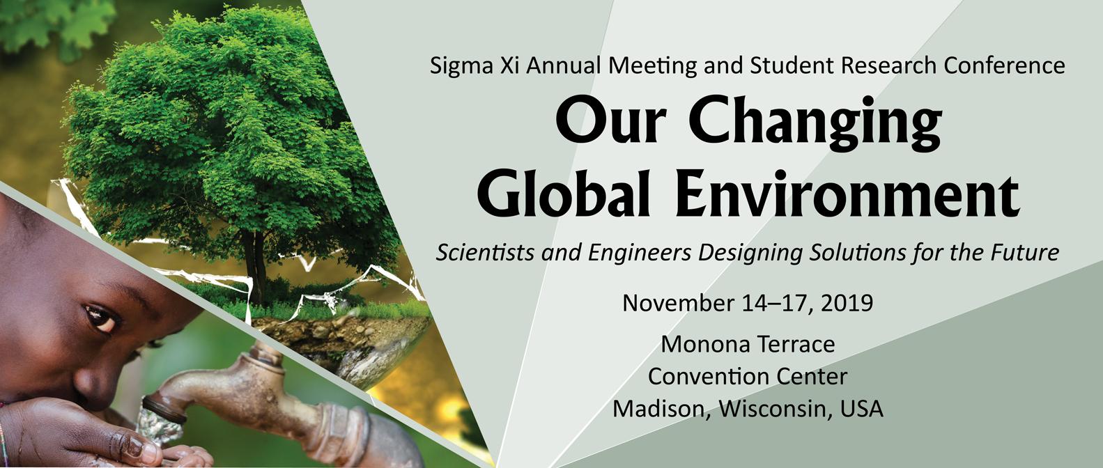 Global Environment website banner Large