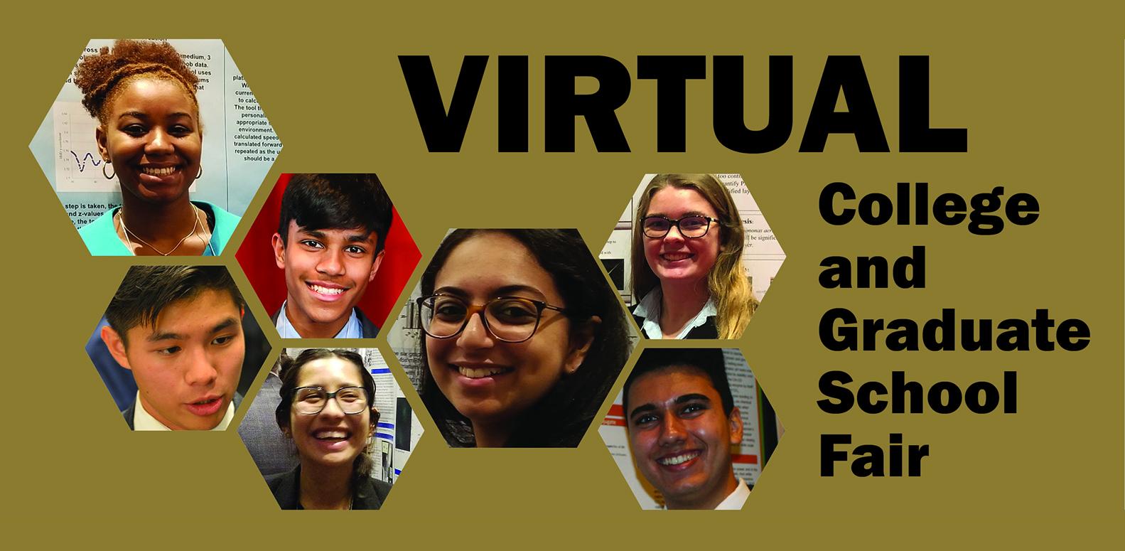 College and Graduate School Fair Virtual