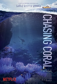 Chasing Coral Marquee Poster