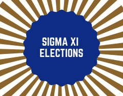 Sigma Xi Elections