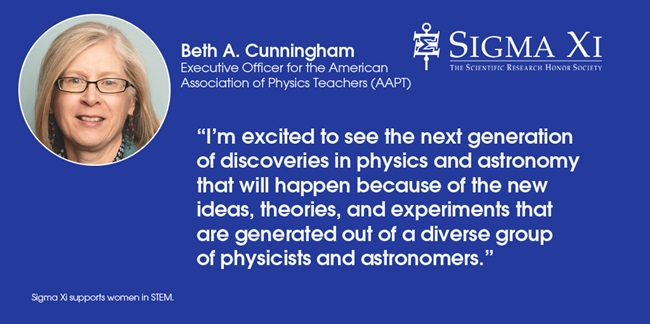 Beth A. Cunningham quote box